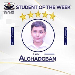 WEEK 6: Students Of The Week